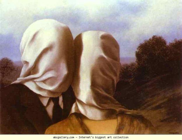 magritte-kochankowie