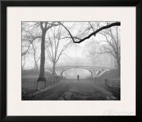 Gothic Bridge, Central Park, NYC - Henri Silberman