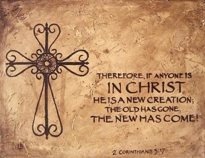 cytat biblijny i krzyż