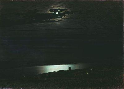 """""""Noc nad Dniestrem"""" - Archip Iwanowicz Kuindżi"""