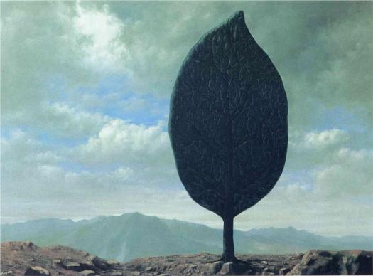 "Rene Magritte - ""The Plain of Air"""