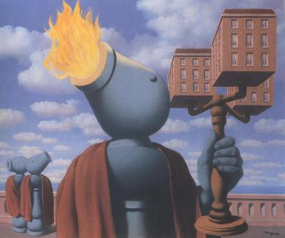 Magritte - the cicerone