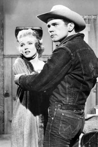 """""""Przystanek autobusowy"""" (1956) reż. Joshua Logan"""