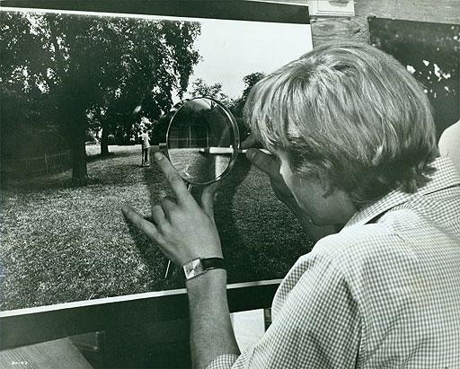 """Michelangelo Antonioni - """"Powiększenie"""" (1966)"""