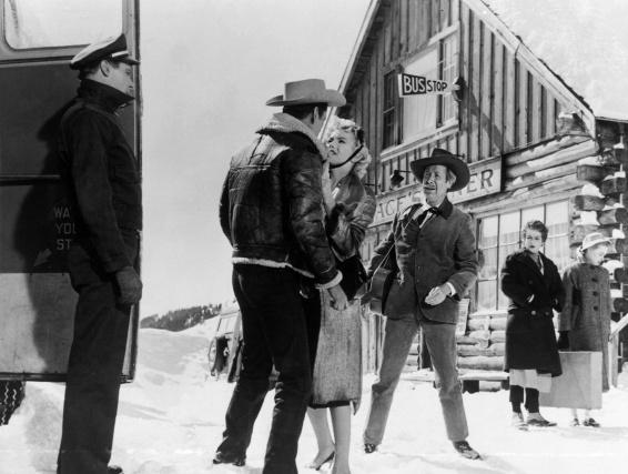 """""""Przystanek autobusowy"""" (1959)"""