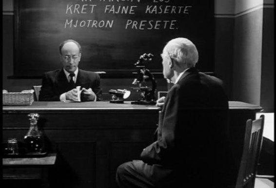 """Ingmar Bergman - """"Tam gdzie rosną poziomki"""" (1957) Foto: http://www.ptsnob.com"""