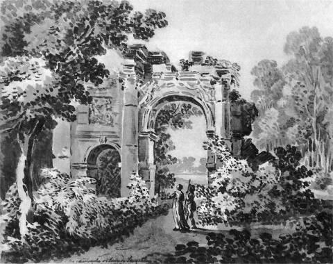 Vogel - Ogród Powązki