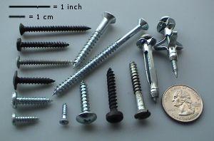 Screws,śruby wkręty