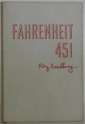 Fahrenheit 451, okładka z azbestu