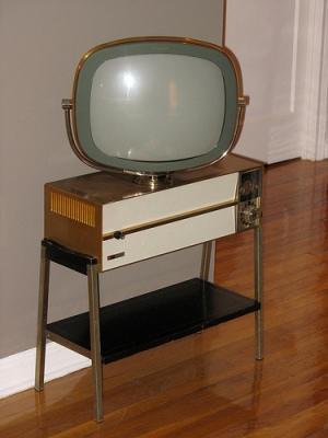 Philco Predicta Siesta - stary telewizor