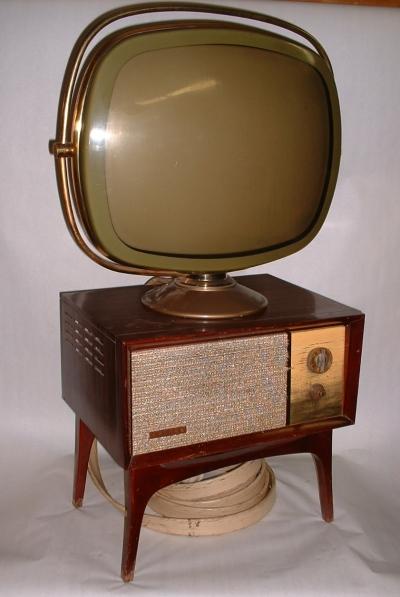 Philco Predicta Tandem - stary telewizor
