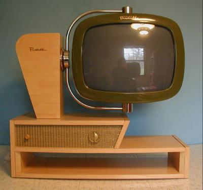 Philco Predicta Chalet - stary telewizor