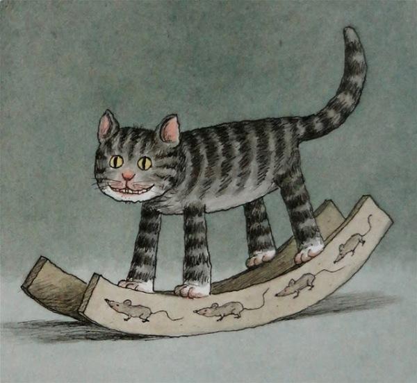 Matticchio Kot na biegunach