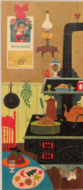 http://www.ebay.com/itm/119-60s-Festive-Holiday-Kitchen-Stove-Vintage-Christmas-Card-Greeting-/231389439793?nma=true&