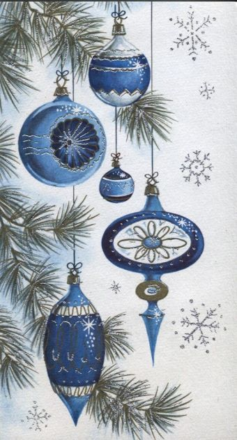http://www.ebay.com/itm/Vintage-Christmas-Card-Old-Fashioned-Indented-Ornaments-Blue-Silver-Highlight-/161463029313?roken=cUgayN