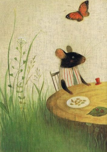 Ayano Imai - Mysz