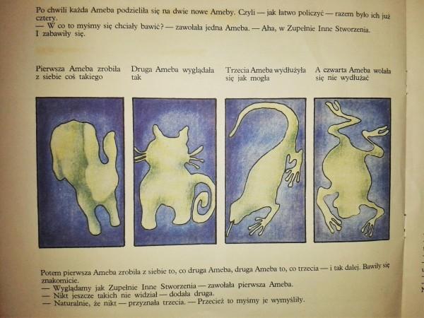 """""""Ameba"""" - strona ze zwierzętami"""