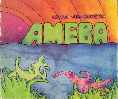ameba=okładka książki