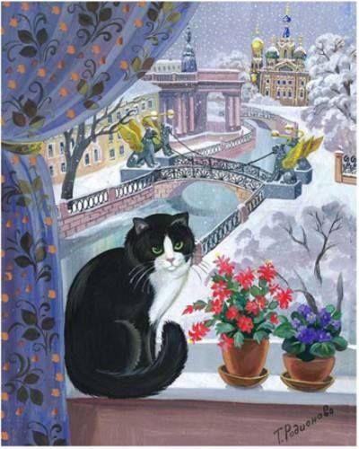 kot-na-oknie-miasto-rodionova