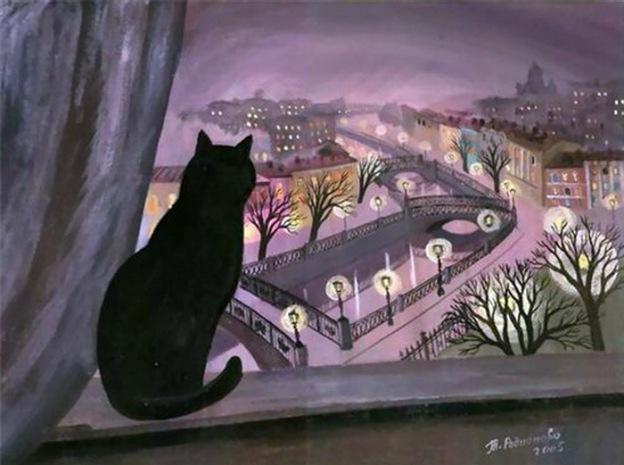 zimowy-kot-noc-tatyana_rodionova