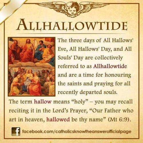AllHallowTide